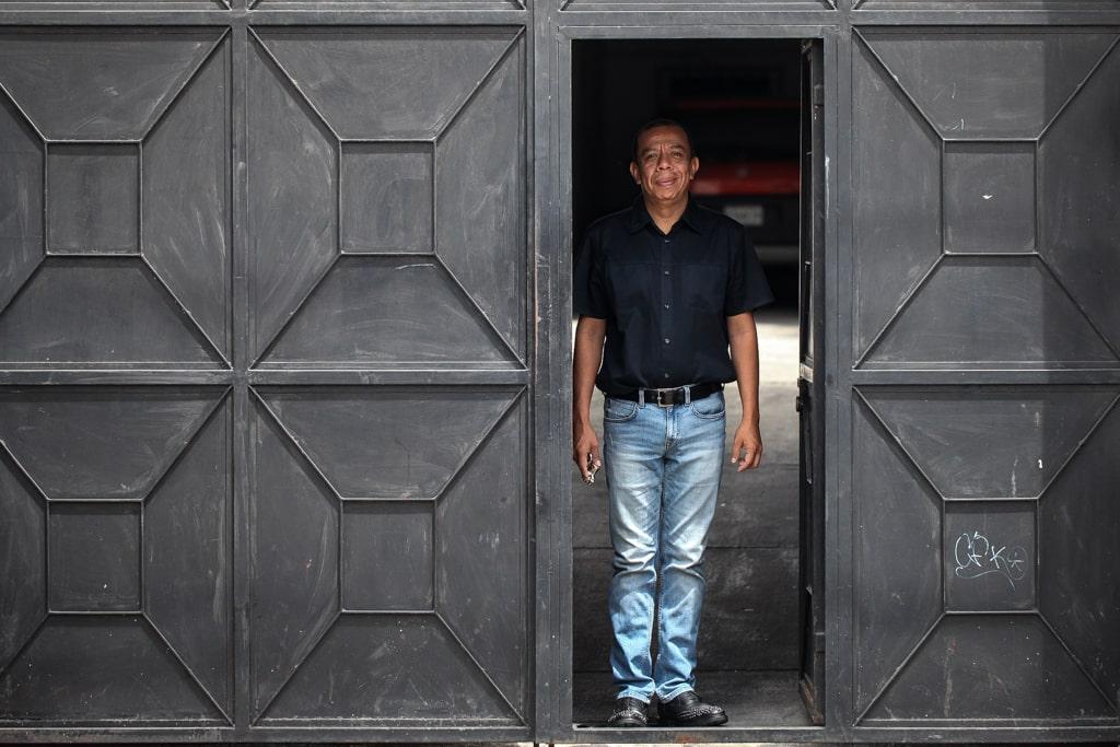 Aldo Dávila llega al Congreso con la promesa de defender los derechos humanos. Foto: Carlos Sebastián