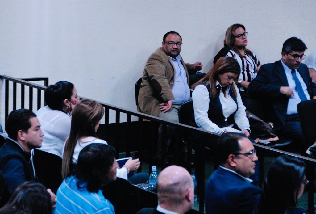 Audiencia del caso Botín Registro de la Propiedad.