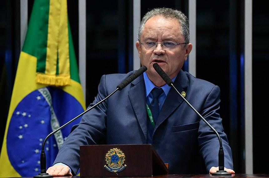 Senador Zequinha Marinho. Foto: Agência Senado
