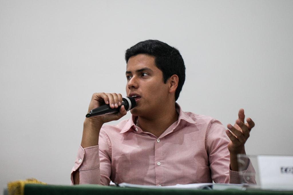 Carlos Yax. Foto: Carlos Sebastián