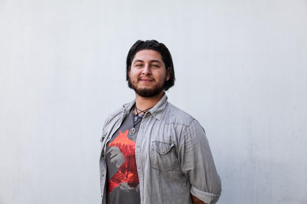 Juan Antonio Alvarado de la planilla MEUC.