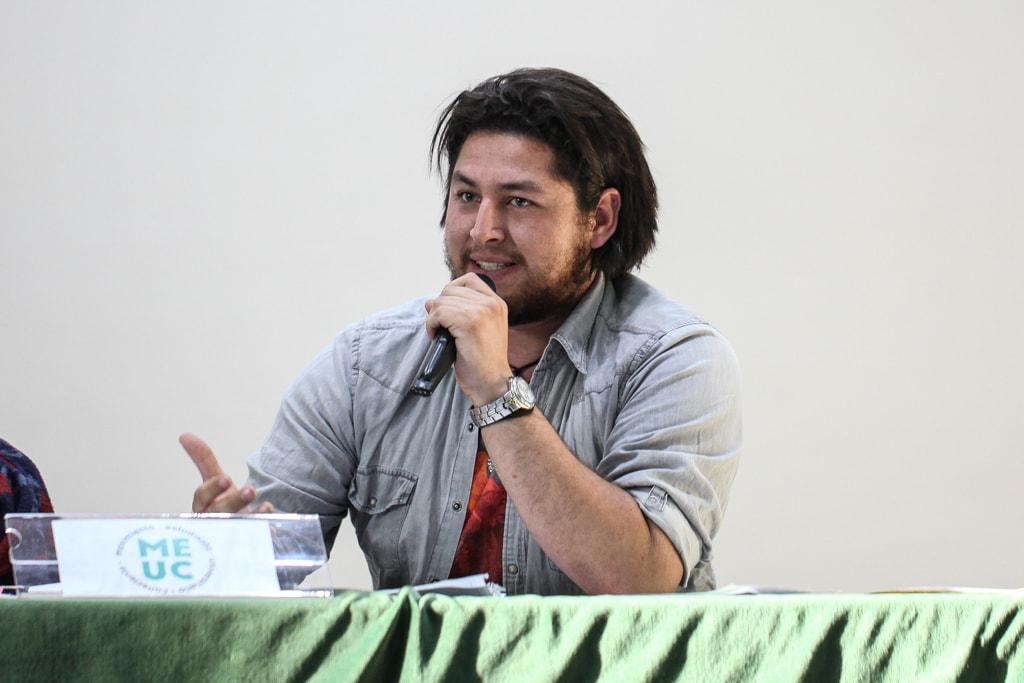 Juan Antonio Alvarado. Foto: Carlos Sebastián