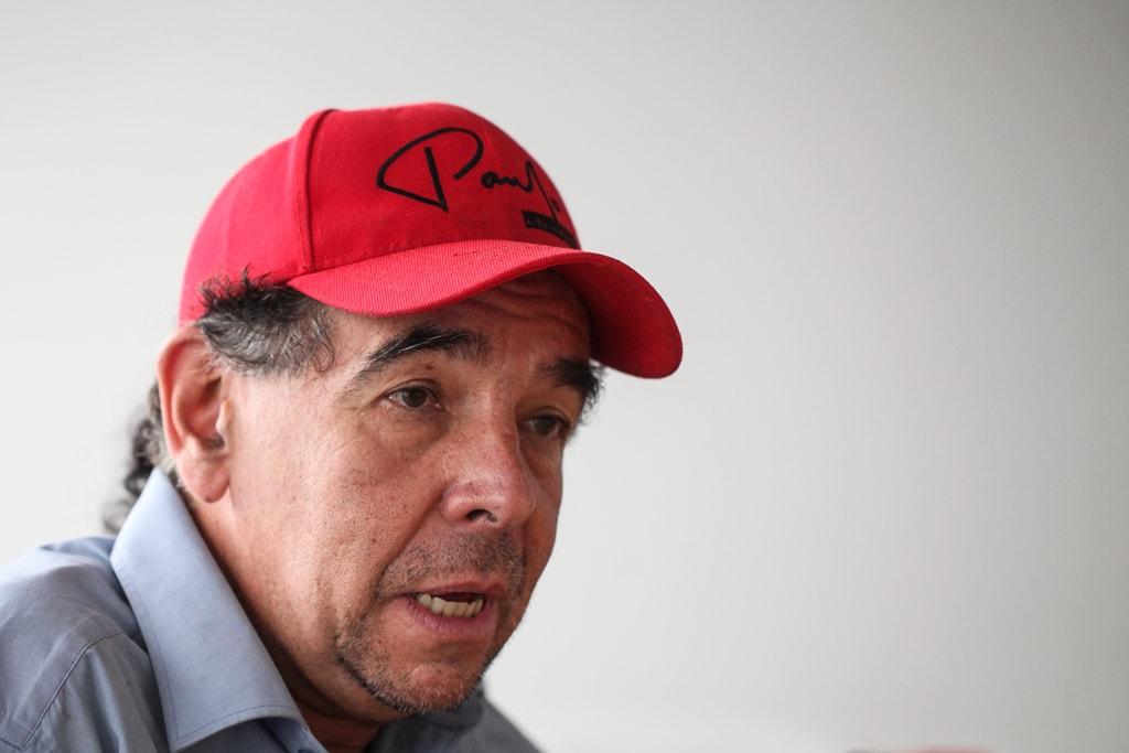 Paulo Alvarado, chelista y exintegrante de Alux Nahual.