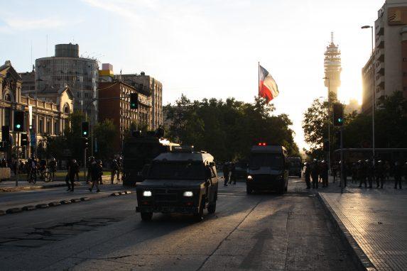 Postales de la semana de protestas que remecen al país sudamericano. Fotos: Alberto Arellano