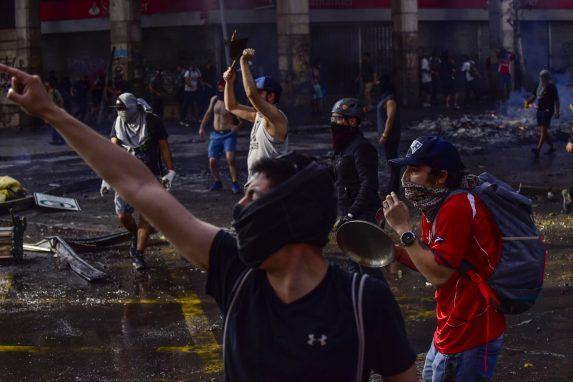 Chile es uno de los países más prósperos y desiguales de la región. Fotos: Ruta 35