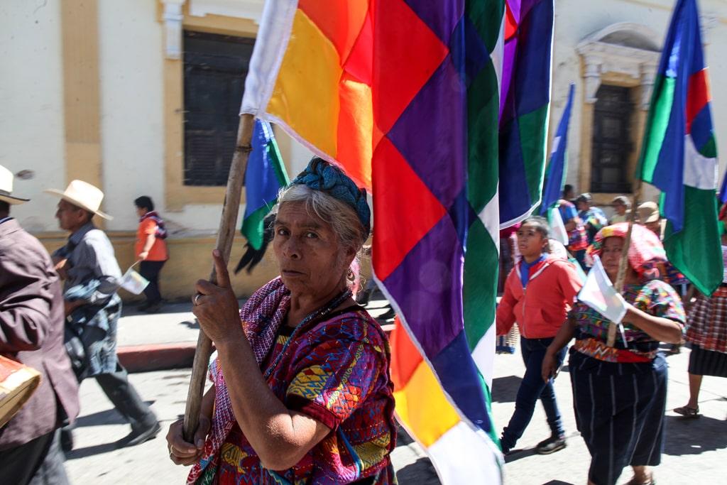 #25Nov: Detalles de la marcha en Guatemala por el Día Internacional de la Eliminación de la Violencia contra la Mujer.