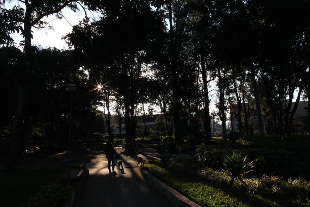 Parque Jocotenango, zona 2. Foto: Carlos Sebastián