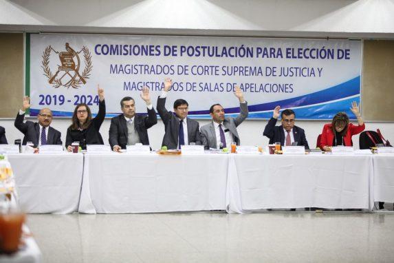 La elección de magistrados se enreda más y reina la desconfianza imagen
