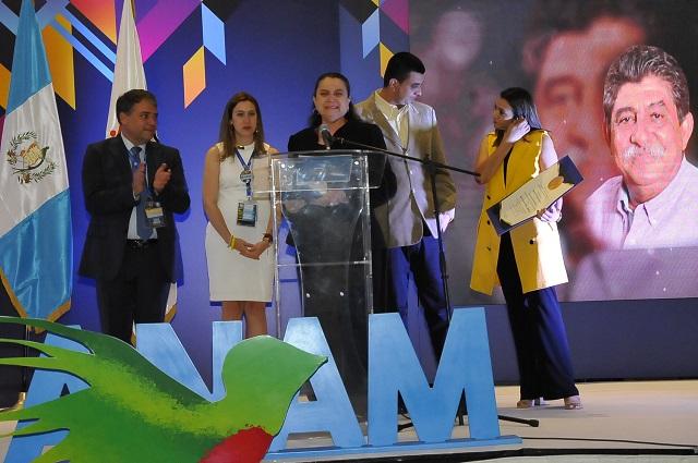 La secretaria administrativa de la Anam Anita Kristenssonn es a su vez la secretaria general del partido Prosperidad Ciudadana. Foto: Anam