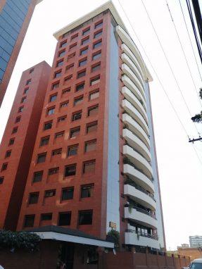 Edificio San Benito I y II en la zona 10.