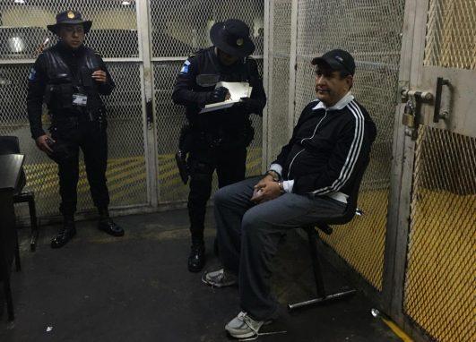 Gustavo Alejos fue detenido el 18 de febrero.