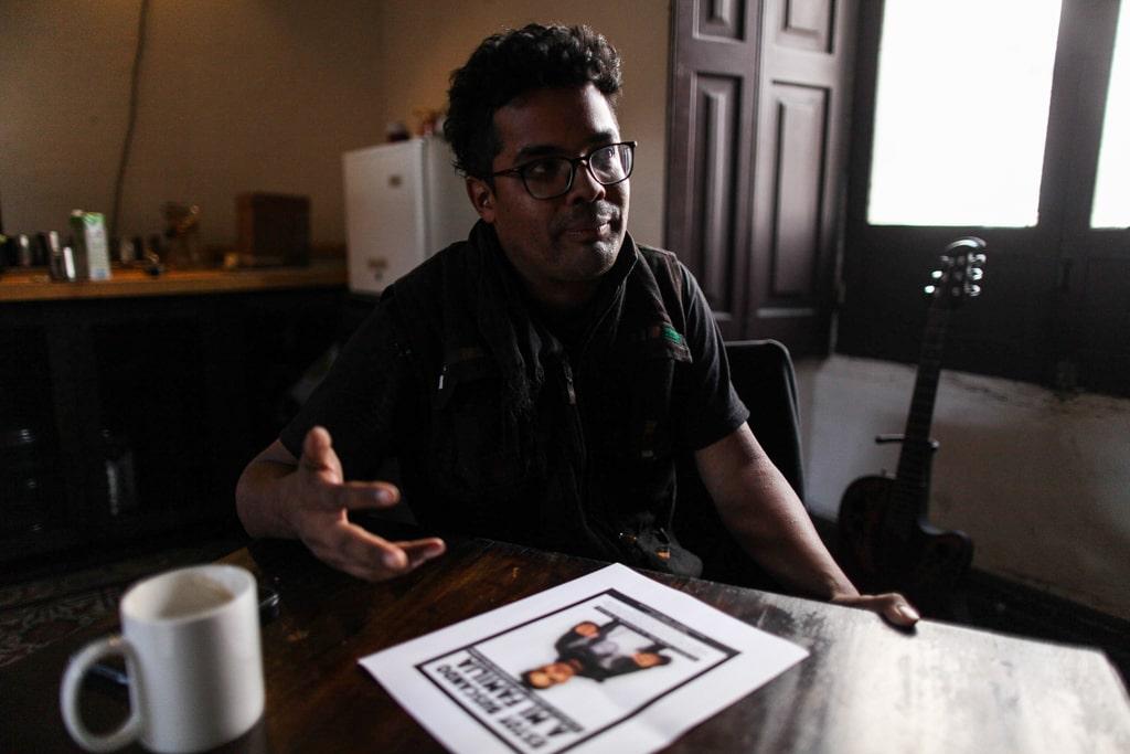 Ignacio conversa con Nómada sobre su historia de adopción y búsqueda de sus raíces.