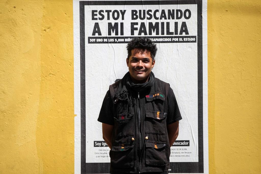 Ignacio confía en que su historia permita sacar a la luz más casos similares al de él.