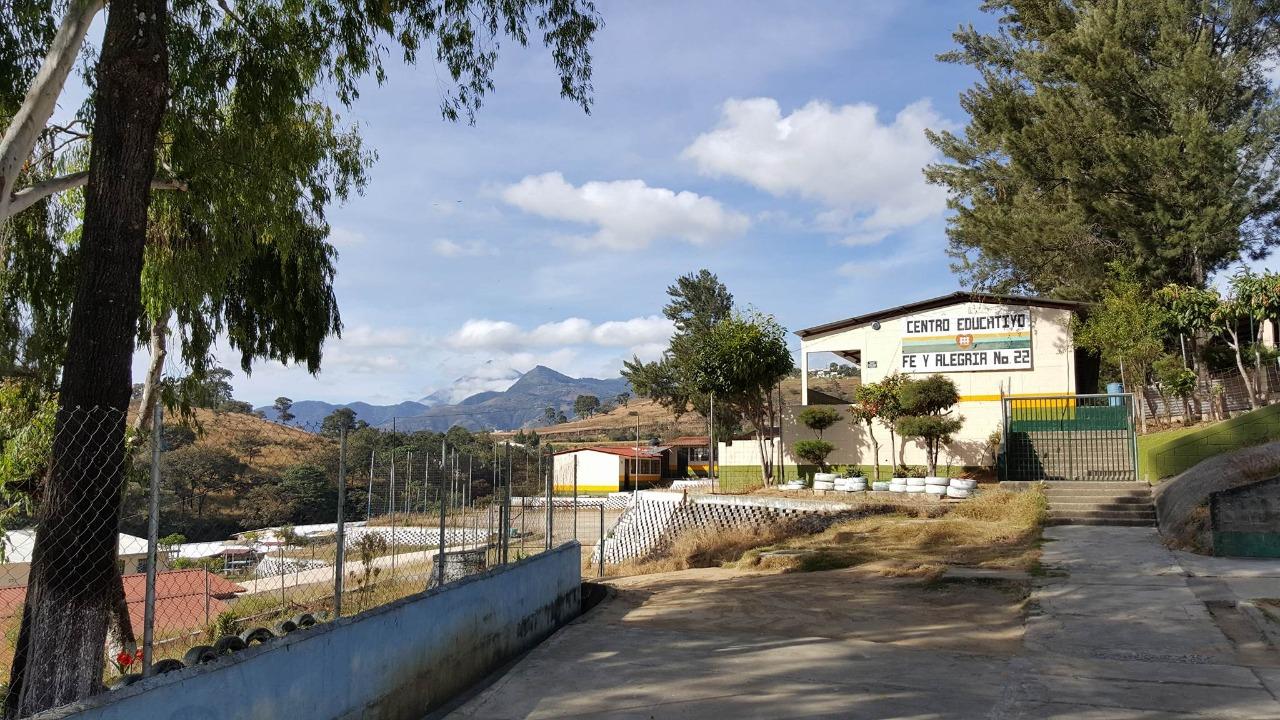 Escuela Fe y Alegría.