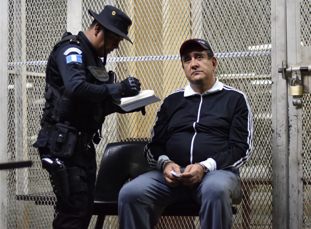 Gustavo Alejos fue capturado de nuevo. Se sospecha de evasión de la justicia y por influir en las comisiones de postulación.