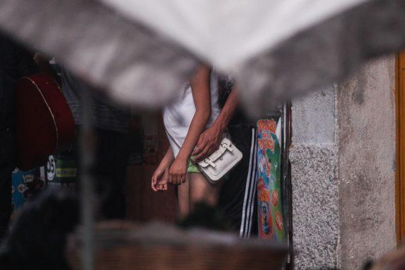 El Guarda en la zona 11 de la Ciudad de Guatemala es uno de los lugares donde se concentra el trabajo sexual en la capital.
