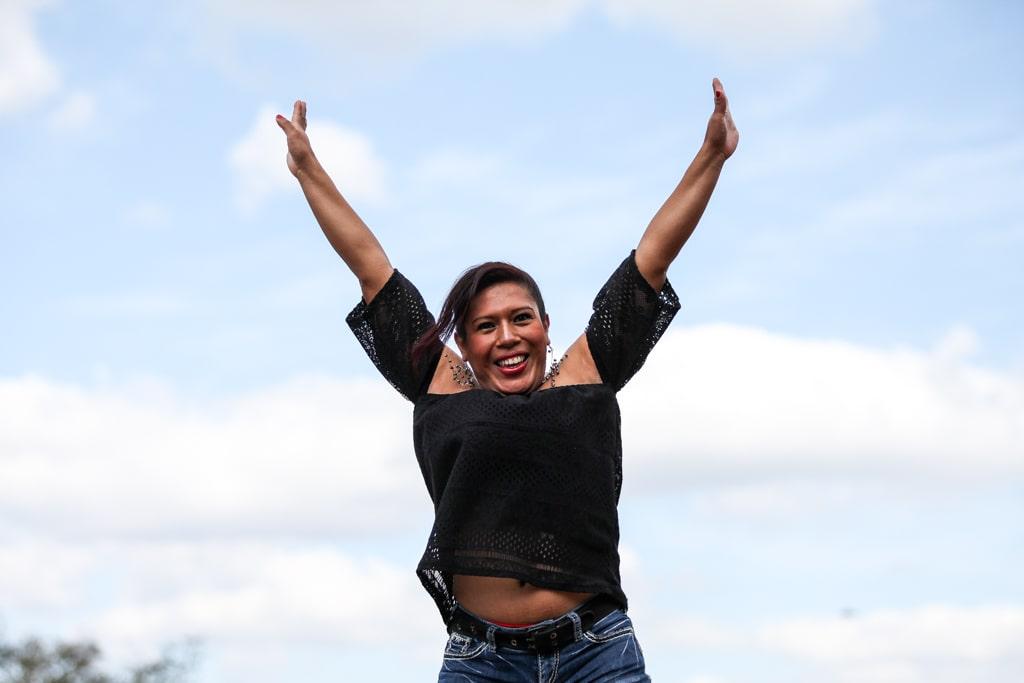 Fátima explica que, desde niña, tuvo que enfrentar la transfobia en la escuela y el hogar.