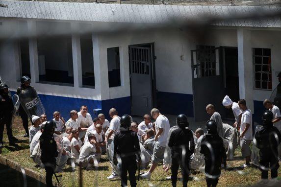 Los adolescentes del centro Las Gaviotas tienen prohibidas las visitas, como medida de prevención.