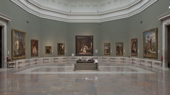 """""""200 Años no son Nada"""" Museo del Prado, sala 12. 2019."""
